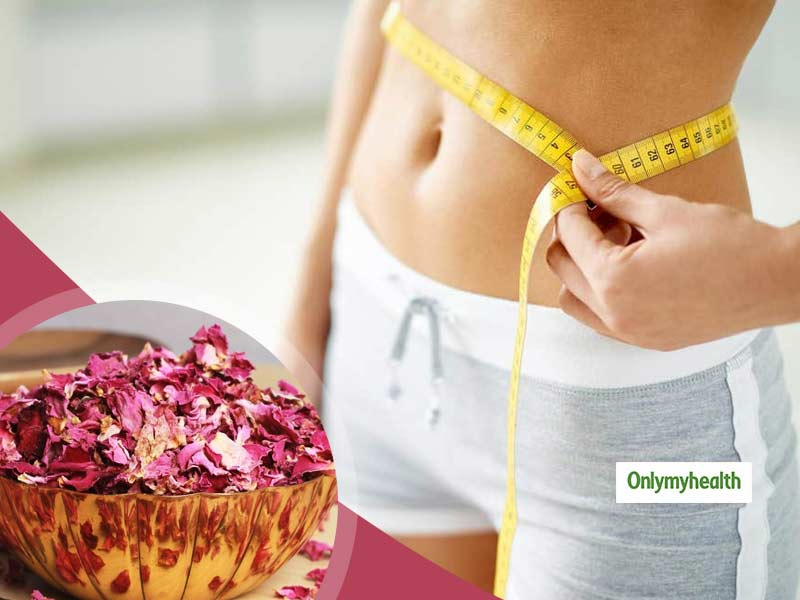 Want To Lose Weight Naturally? Try Rose Petals To Shed Some Weight