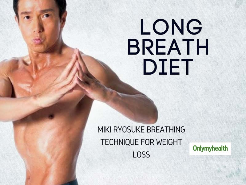Long-Breath Diet: Try This Japanese Technique For Weight Loss And Belly Fat Reduction