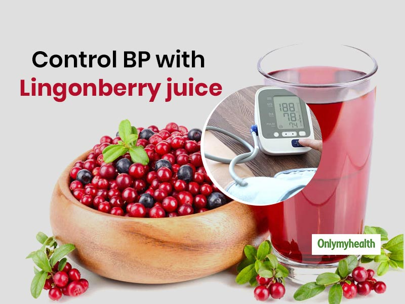 A Fruit Juice To Regulate BP Revealed! Drink 1 Glass Lingonberry Juice Daily