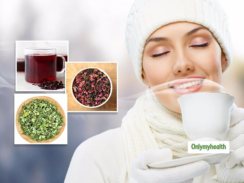 Infusions Tea Health Benefits: Stay Warm This Winter With Rose, Moringa and Hibiscus Teas