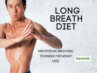 Long-Breath Diet: Try This Japanese Technique For Weight Loss And <strong>Belly</strong> <strong>Fat</strong> Reduction