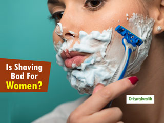 Ladies, Do You Shave Your Face Every Day? You Should Know <strong>Pros</strong> And <strong>Cons</strong> Of Saving Then