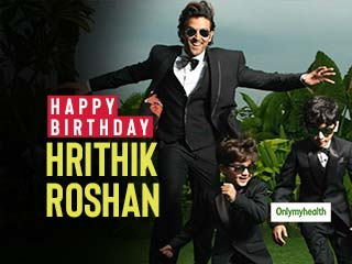 <strong>Happy</strong> Birthday Hrithik Roshan: Know How Bollywood's Krissh Is Also A Superhero Dad