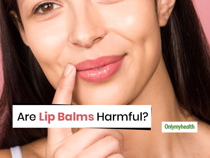 Chapped Lips Could Be An After-Effect Of Lip Balm Application