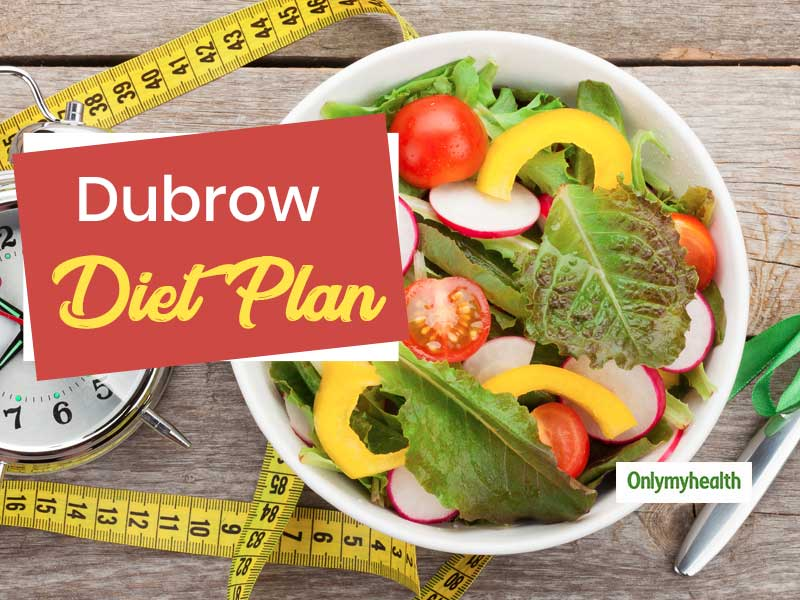 Know Everything About The Trendiest Diet Regime On The Block, The Dubrow Diet