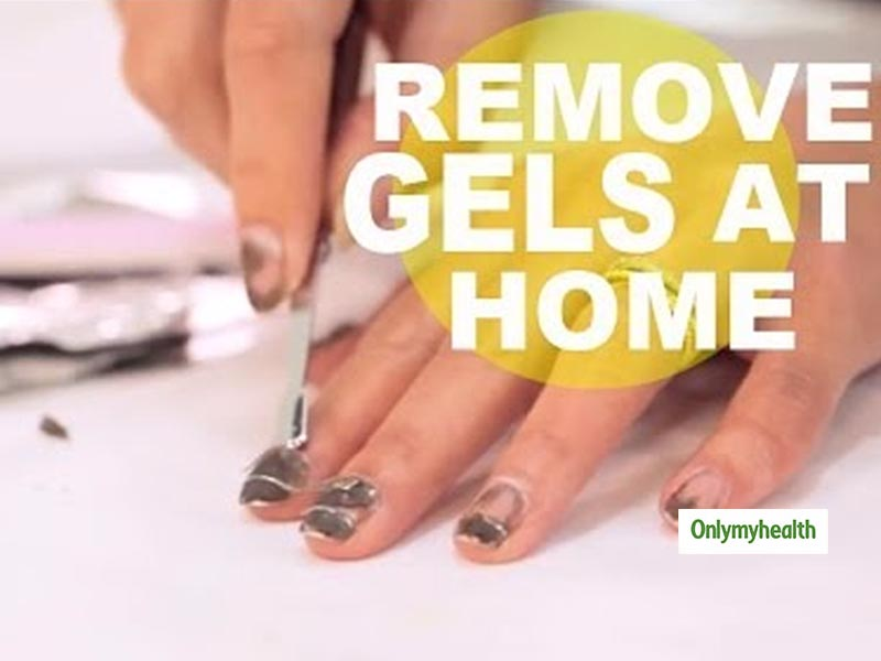 Remove Gel Nails At Home Without Damaging The Nails With These Simple Home Remedies