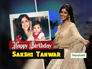 Sakshi Tanwar Birthday: The Queen Of Television Soaps Is A Dotting Mother To Her Adopted Daughter