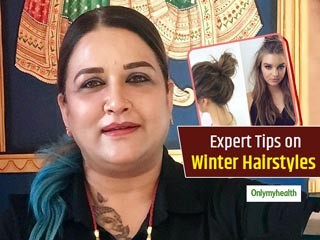 <strong>Winter</strong> Hair Styles: Hair Expert Ritu Deswal Tells Us How To Style Our Hair This Season