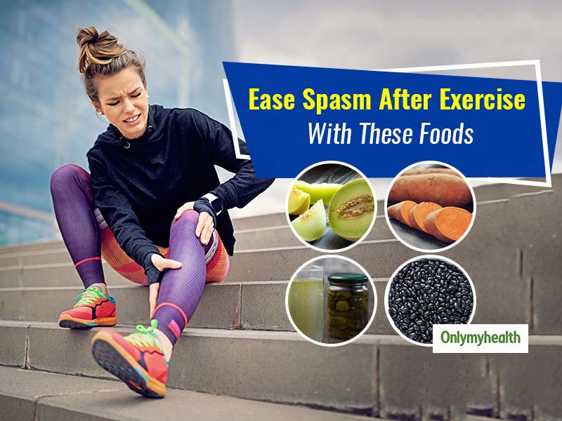 Eat These Foods To Ease Muscle Spasms After Exercising