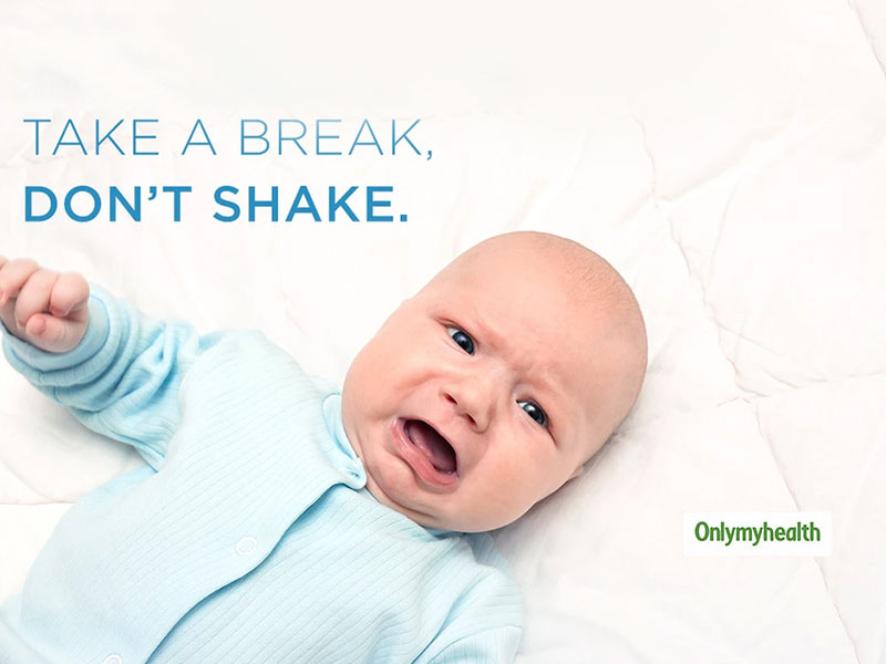 Do You Shake Your Child For Fun? Think Twice Before Doing So As It Can Lead To Shaken Baby Syndrome