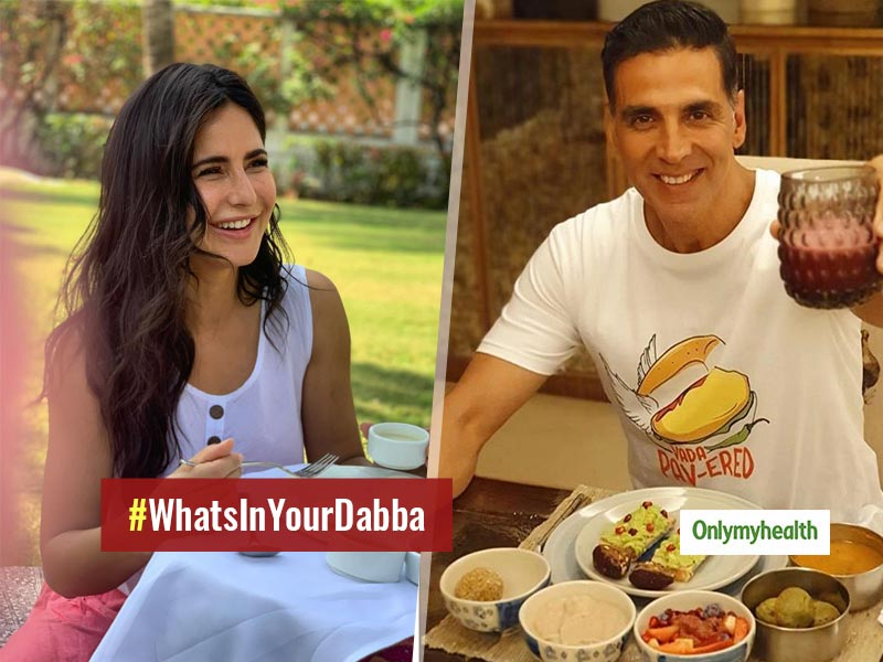 Celebrity Diet: Discover What Your Favourite Celebs Bring In Their Dabbas