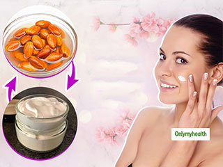 DIY Night <strong>Cream</strong> For Winter: Sweet Almond Oil And Aloe Vera Gel For A Glowing Face