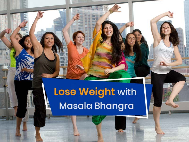 Masala Bhangra: This Desi Dance Is Apt For Weight Loss Without Dieting