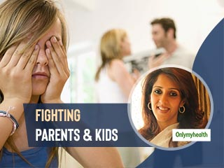 What Happens To Children When Parents Fight? <strong>Get</strong> To Know Facts From This Parenting Expert