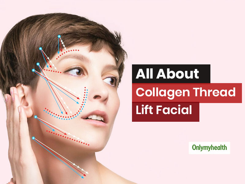Give Your Skin A New Life With A Collagen Thread Lift Facial