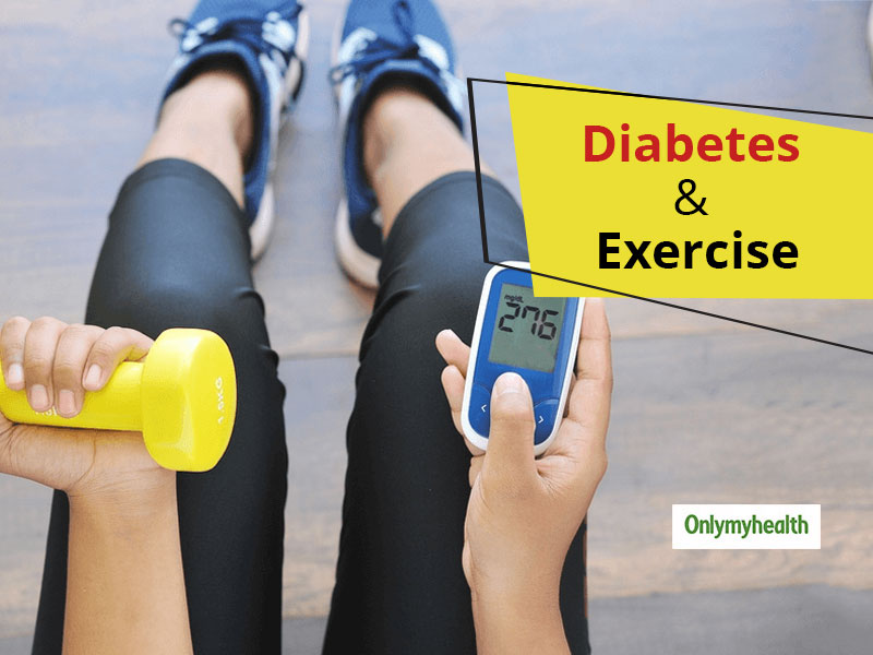 Diabetes Care: Benefits of Exercising in Diabetes