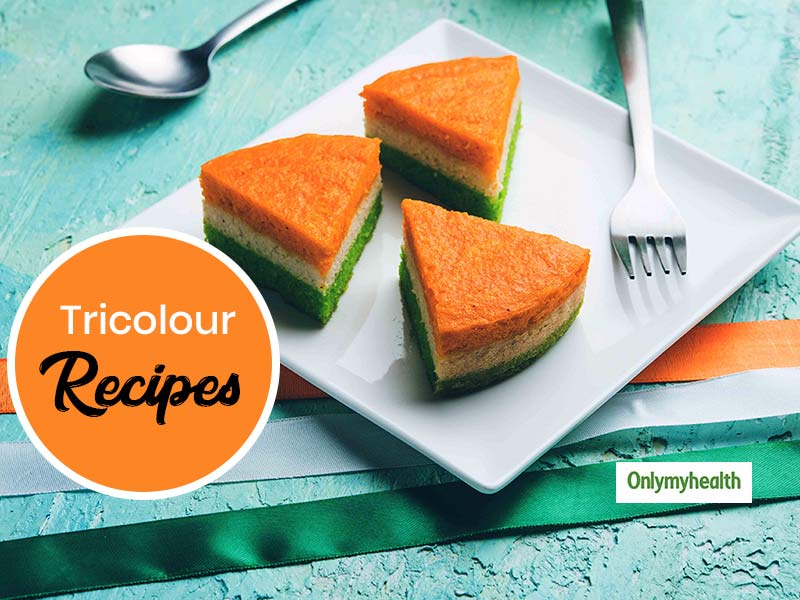 Healthy Tri-Color Recipes For Republic Day By Chef Ayesha Nallaseth