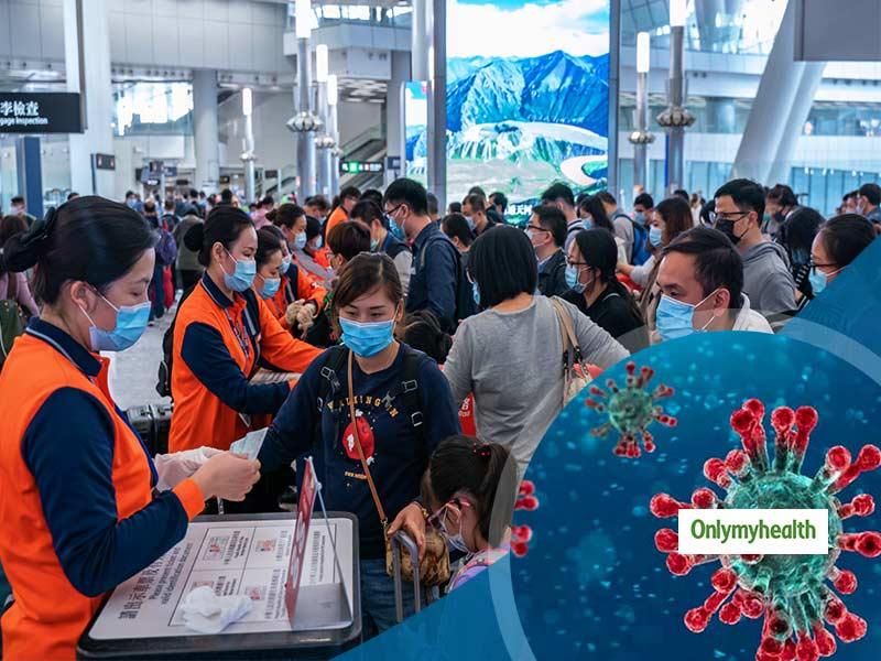 airport screening for coronavirus in india
