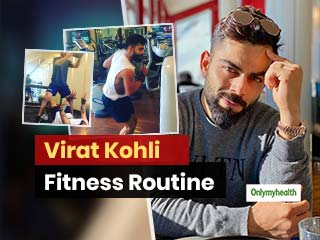 Virat Kohli Fitness Training Video: Learn Ballistic Training & Banded Jump From The Captain