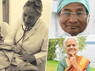 Padma Awards 2020: <strong>Dr</strong> Landol, <strong>Dr</strong> Aeron, <strong>Dr</strong> Bandopadhyay, <strong>Dr</strong> Beshra From Medicine Field Honoured