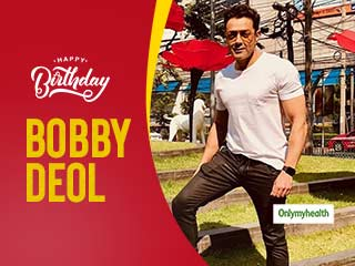 Bobby Deol <strong>Birthday</strong> <strong>Special</strong>: Some Tips From The Housefull 4 Actor To Stay Fit And Healthy