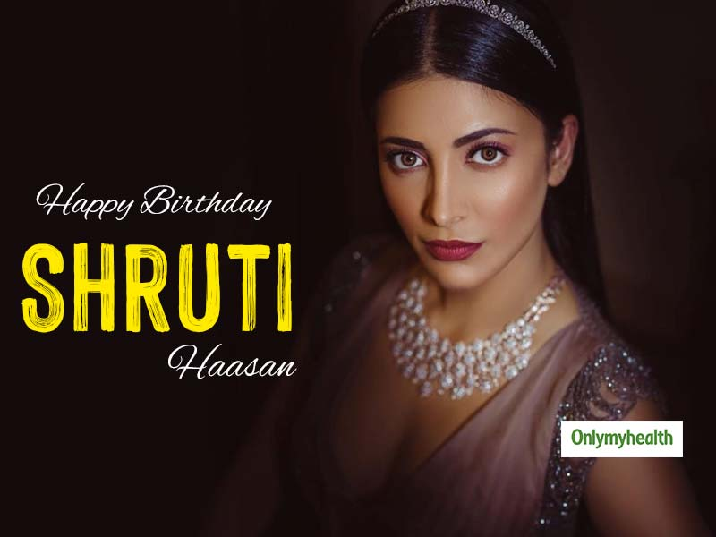 Happy Birthday Shruti Haasan: Here's How The D-Day Actress Looks This Ravishing Always