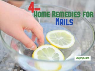 Get Rid Of Dark Skin Around <strong>Nails</strong> With These 4 Simple Home Remedies