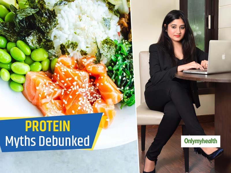 Protein Myths Busted By Dr Swati Bathwal