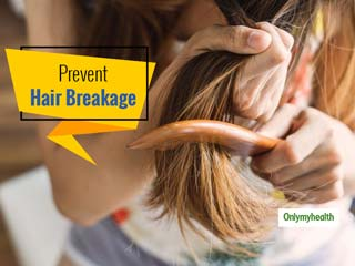 Simple Ways to Prevent <strong>Hair</strong> Breakage This Season
