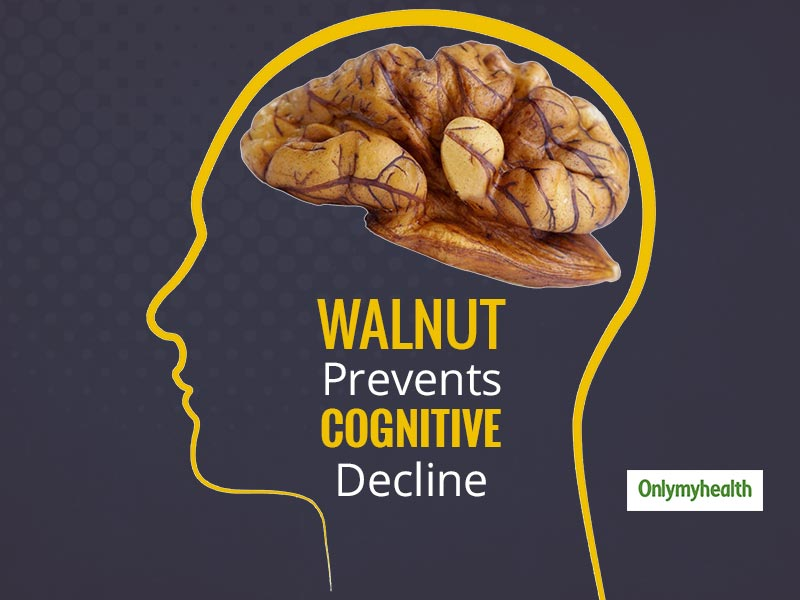 One Walnut Daily Can Slow Down Brain Aging: Study