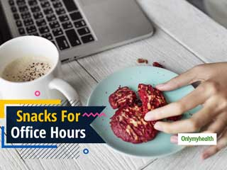 8 <strong>Healthy</strong> Office-Hour <strong>Snacks</strong> That One Can Munch On