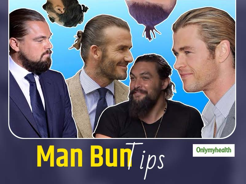 5 Ways To Get That Perfect Man Bun