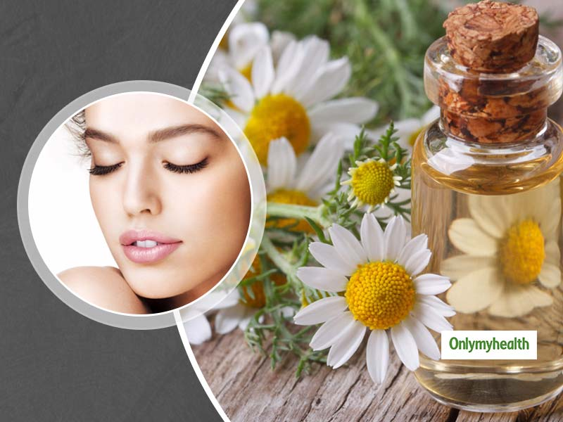 How To Use Chamomile Oil For Smooth And Shiny Skin?