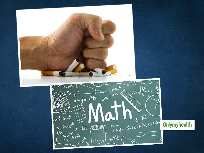 Being Good At Mathematics May Help Smokers Quit, Says Study