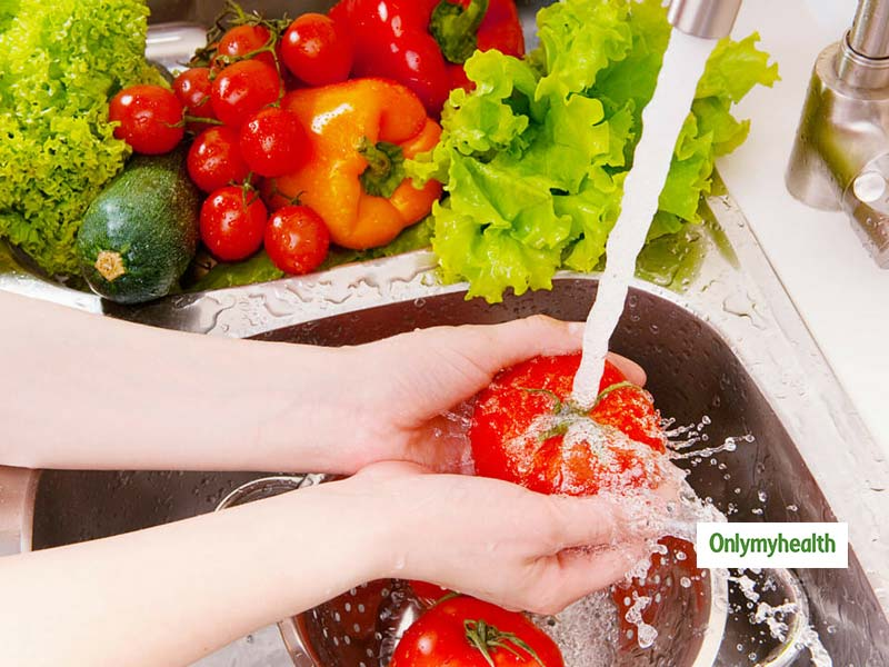 FSSAI Guidelines: Tips To Keep Your Fruits And Vegetables Clean