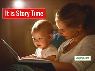 5 Reasons Why You Must Read Bedtime Stories To Your Baby