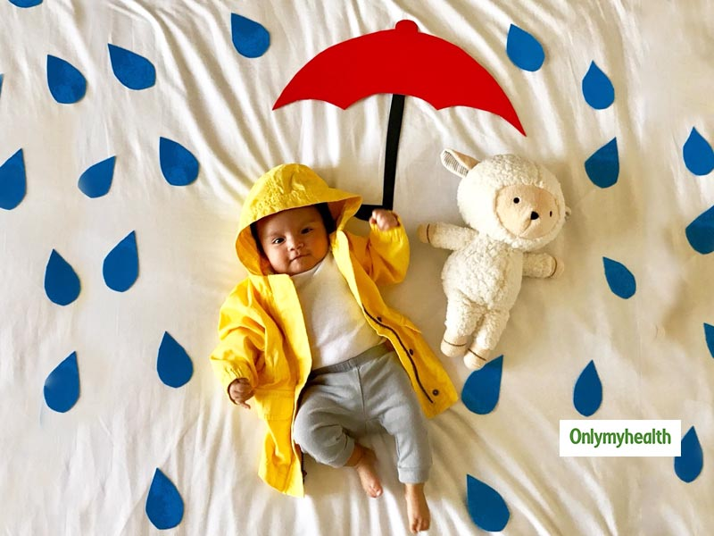 Monsoon and Newborn Care: Tips For First-Time Parents To Keep The Baby Safe In Rainy Season