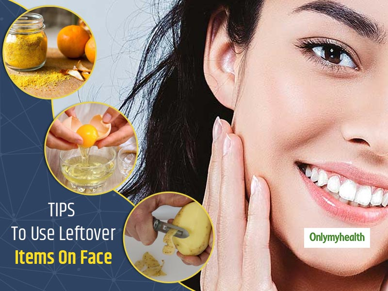 Skincare From Scratch: Use Leftover Food Items To Make DIY Face Masks