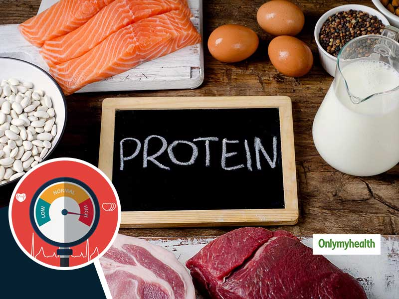 Understand The Link Between Protein Intake And High Blood Pressure