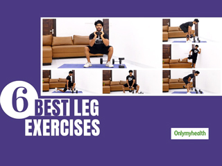 Best Leg Exercises for Men and Women To Build Muscles