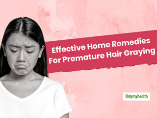 Effective Tips To Prevent Premature Greying Of Hair