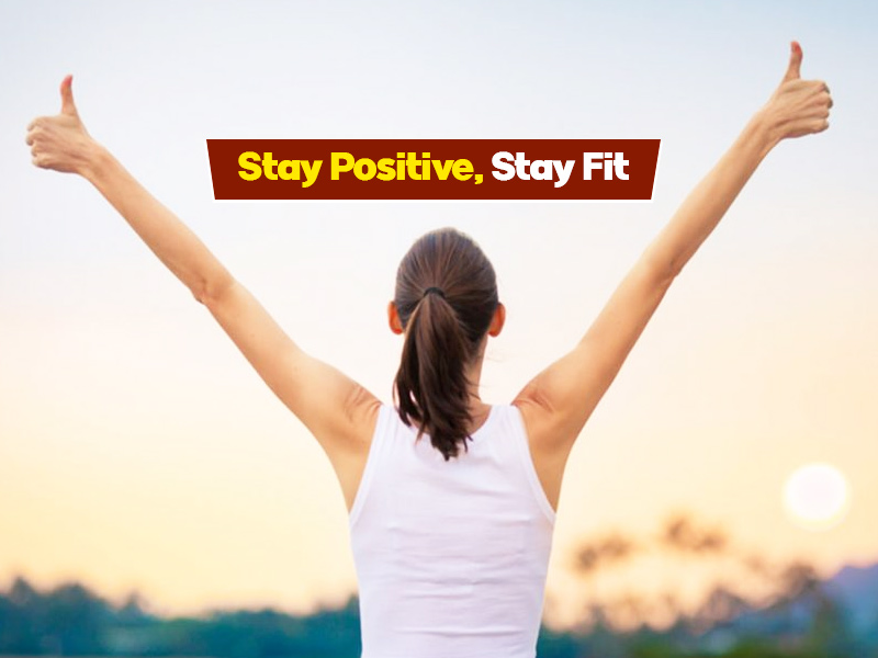 Positive Outlook Has Positive Effects On Your Physical Health