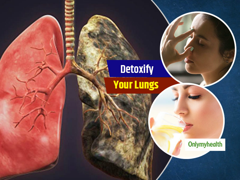 One-Day Lung Detox Plan By Lifestyle Coach Luke Coutinho To Make Your Lungs Virus-Free
