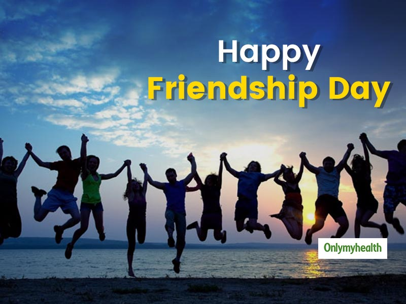 Happy Friendship Day 2020: Health Benefits Of Having Friends