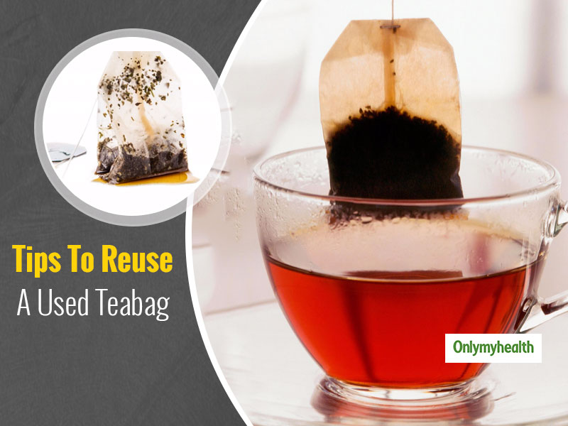 7 Home Remedies With Used Tea Bags That You Must Haven't Heard Before