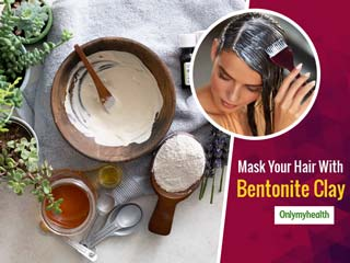 Give Life To Your Dull and Dry Hair With Bentonite Clay Hair Mask