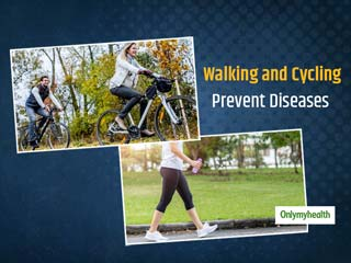 Regular Cycling or Walking Post The Lockdown Can Reduce The Risk Of Diseases