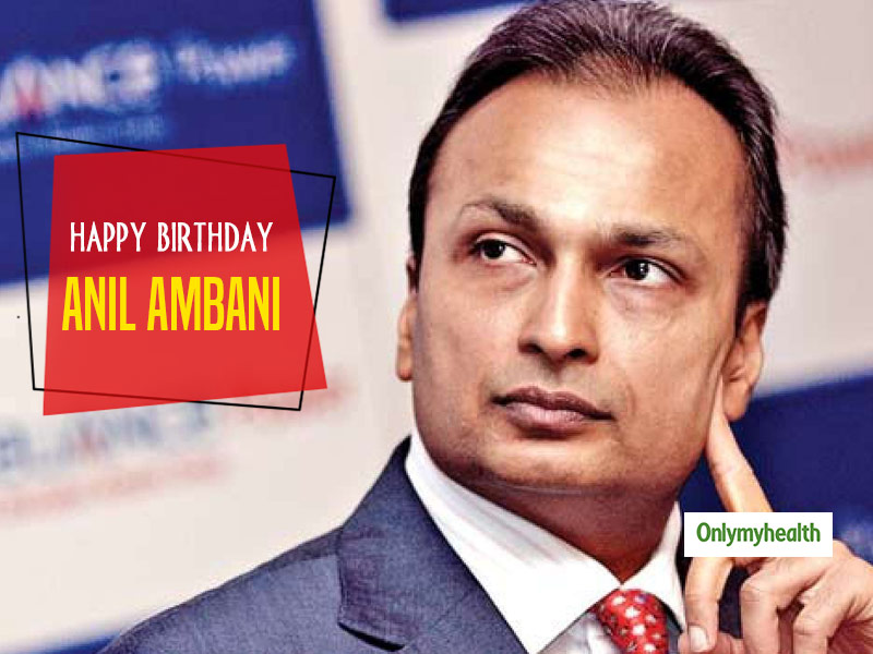 Happy Birthday Anil Ambani: Here's The Weight Loss Journey Of The Business Tycoon
