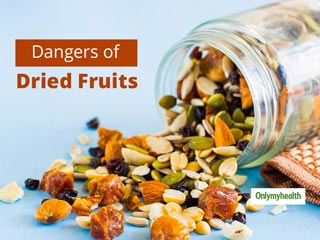 5 Reasons Why You Should Not Eat Too Many Dried Fruits