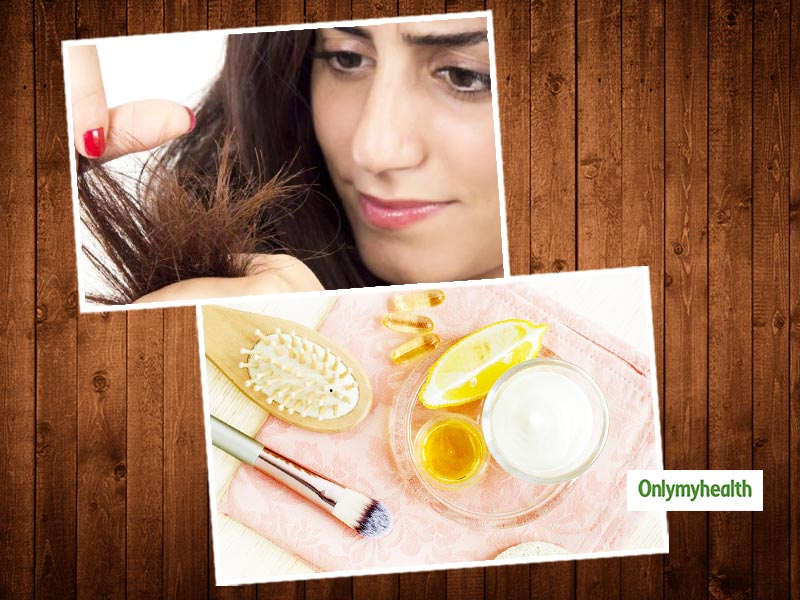 Quick Home Remedies For Dull, Dry And Lifeless Hair
